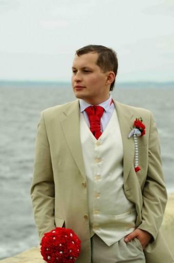 мужской костюм от салона Мирей