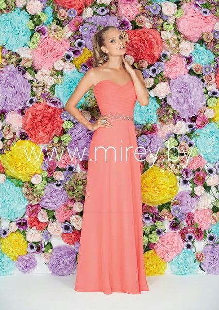 вечернее платье B28